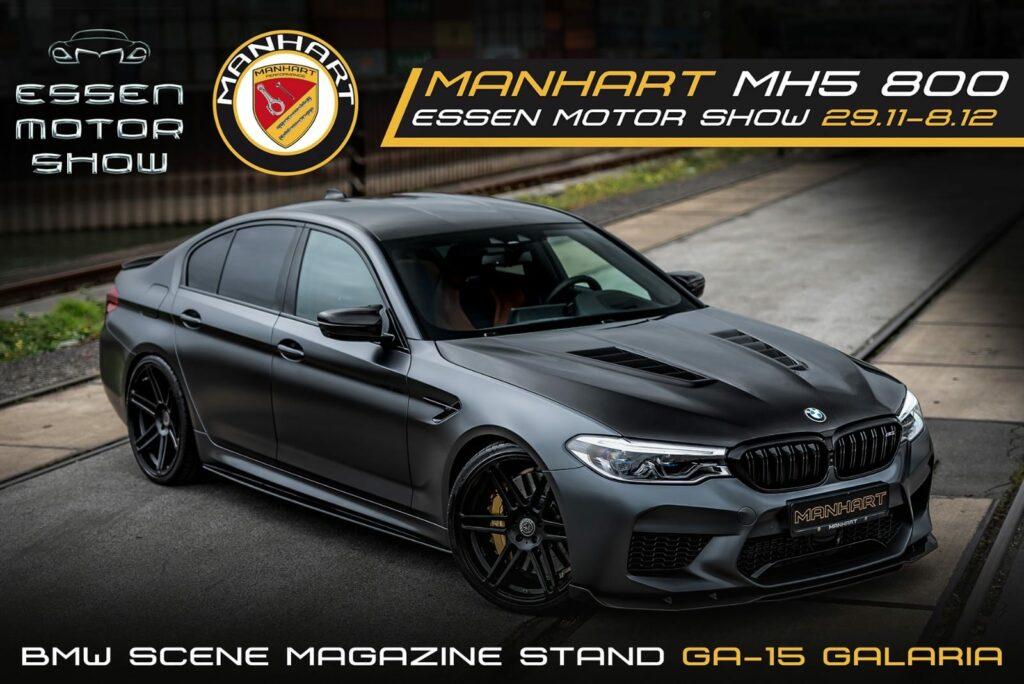 MANHART-Performance-at-the-Essen-Motor-Show-2019