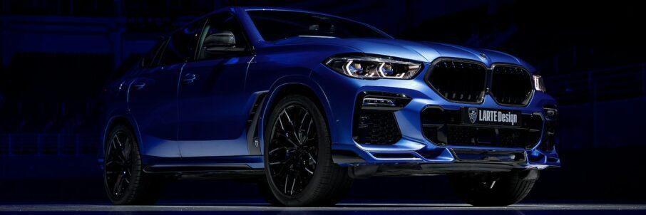 LARTE Design Carbon-Teile für den BMW X5 und X6